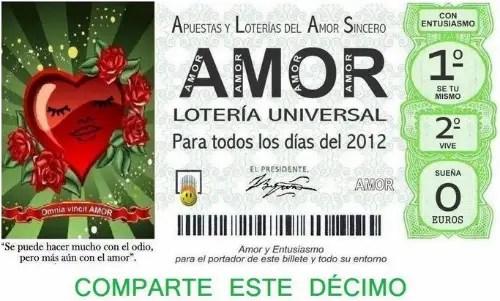 loteria amor - Lotería del amor: una apuesta segura