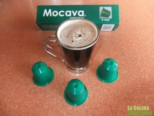 te - Té e infusiones en cápsulas para cafeteras. ¿Se acabará el ritual del té por un consumo insostenible?