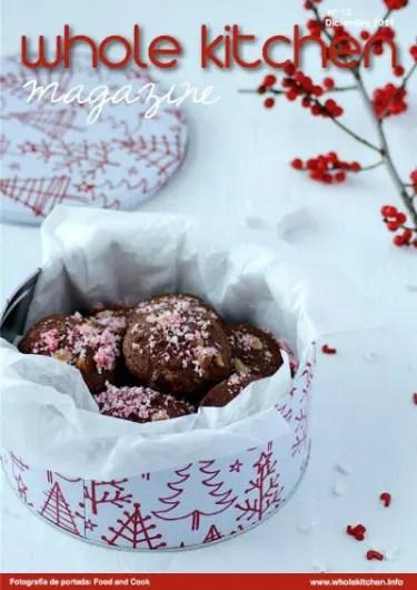 whole kitchen 13 - Especial Cocina de Navidad en la revista Whole Kitchen nº 13