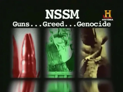 armas avaricia genocidio - armas, avaricia, genocidio