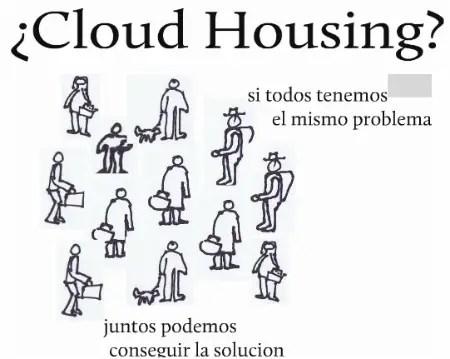 cloudhousing1 - CLOUDHOUSING: alternativa para el mercado de la vivienda. El futuro está en compartir