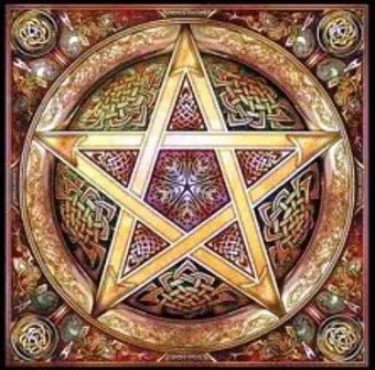 Pentaculo -  EL PENTAGRAMA: El significado arcano de los símbolos: (5)