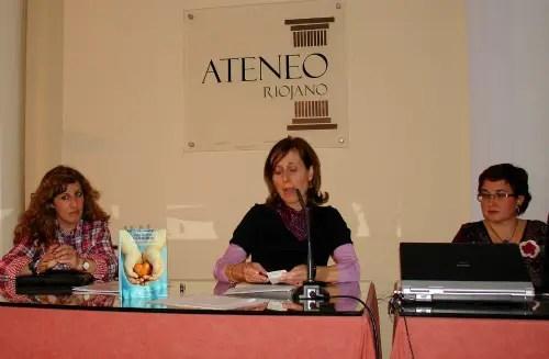 ateneob - Gracias a los asistentes a la presentación de Logroño y vídeos