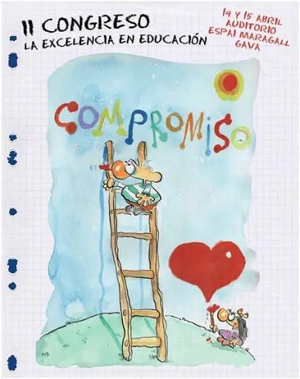 congreso excelencia - La Excelencia en Educación. Compromiso y corazón. Congreso II en Barcelona