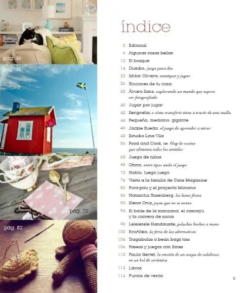 indicebigcartel - Leyendo la revista en papel Kireei Magazine