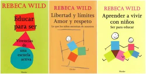 libros rebeca wild