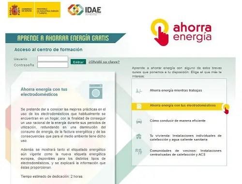 Ahorra Energía - Aprende a ahorrar energía con algunos de estos cursos monográficos. Los viernes de Ecología Cotidiana