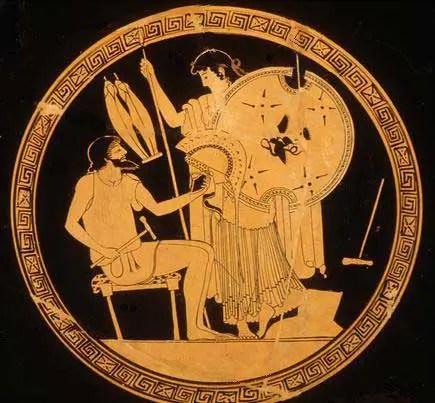 hefesto 3 - HÉRCULES y sus 12 trabajos: el mito en el siglo XXI