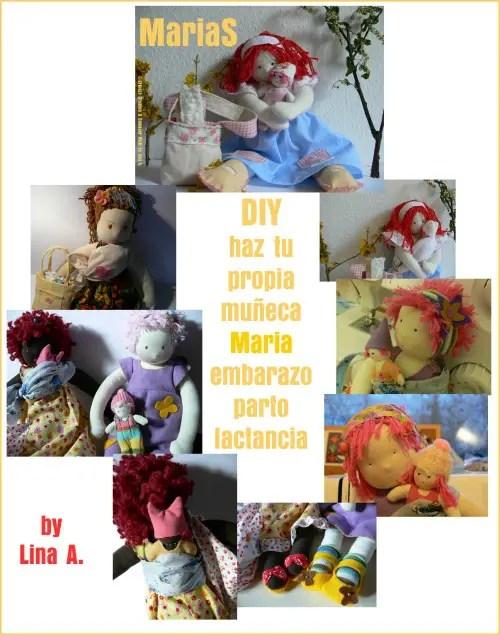 DIY maria embarazo parto lactancia - MariaS: muñecas embarazo parto lactancia