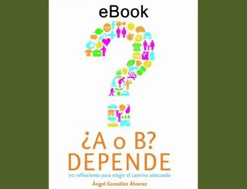 a o b depende