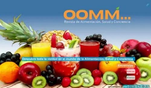 omm - OOMM... revista online de alimentación, salud y conciencia