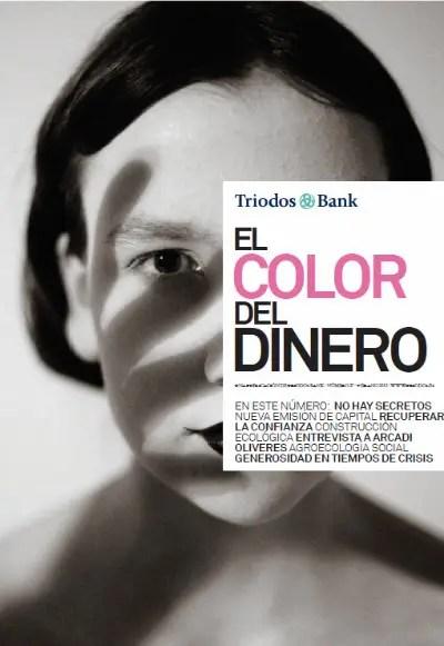 """el color del dinero 27 - """"Hay que sacarse el miedo de encima y ACTUAR"""". Entrevista a Arcadi Oliveres en la revista El color del dinero nº 27"""