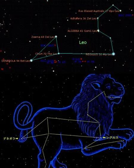 leo constelacion