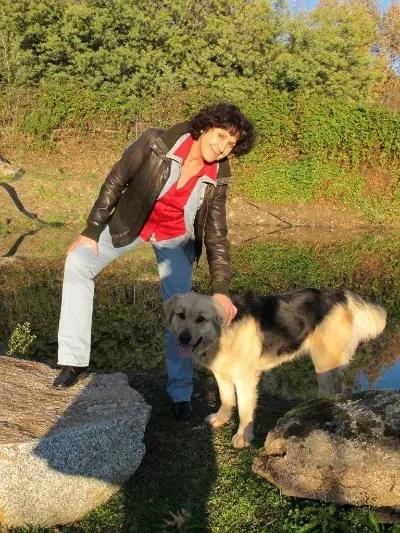 """maria castejon - """"Estoy segura de que todos tenemos protección invisible de una conciencia inteligente que nos acompaña continuamente"""" Entrevista a María Castejón, experta en salud natural y fundadora de un centro rural"""