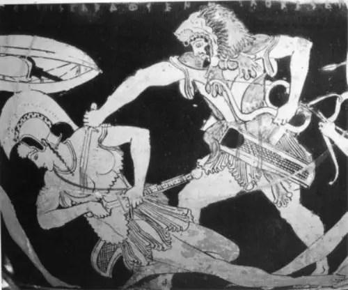 hipolita - El cinturón de Hipólita: 6º trabajo de Hércules