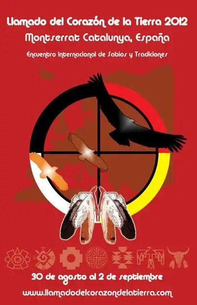 llamado 2012 bis - Llamado del corazón de la Tierra 2012, en Montserrat