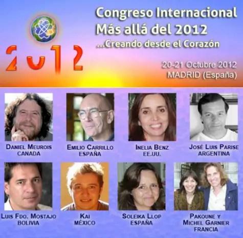 mas alla 2012 congreso