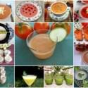 13 recetas gazpacho - 13 recetas de gazpacho, salmorejo, ajoblanco y cremas frías