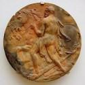593px Schadow Herkules und die Rosse des Diomedes 2 - La captura de las yeguas devoradoras: 1er trabajo de Hércules (1/12)
