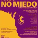 97884882425942 - I Congreso NO MIEDO: construyendo confianza en Barcelona el 28 de noviembre del 2009