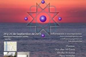 9o congreso Sevillab - VIII Congreso Ciencia y Espíritu en Sevilla