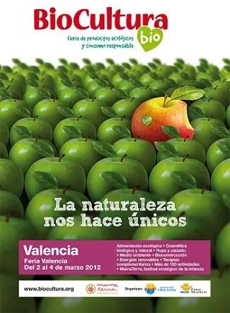 Biocultura Valencia 2012 Cartel - Biocultura Valencia 2012 - sorteo entradas