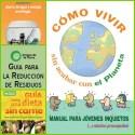 Collage de Picnik21 - 5 libros gratuitos con ideas para un hogar ecológico. Los viernes de Ecología Cotidiana