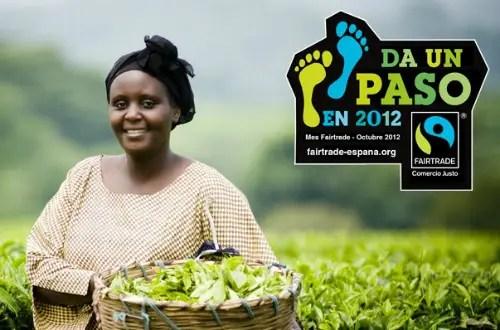 Da un paso 2 - Da un paso por el comercio justo