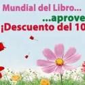El Jardín del Libro Descuento especial Dia del Libro 2012 - Celebra el Día del Libro 2012 con el 10% de descuento especial que ofrece El Jardín del Libro
