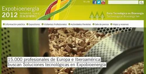 Expobioenergia 2012 - EXPOBIONERGIA 2012