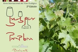 FIVE 2011 - FIVE 2011: Feria Internacional de Vino Ecológico en Pamplona