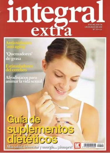 Integral Extra Suplementos dietéticosB - Integral Extra - Suplementos dietéticosB