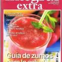 Integral Extra Zumos Portada1 - Guía de zumos para la salud: extra de la revista Integral nº 7
