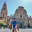 Jon - Bicicleta y superación: etapa de 240 Km dos años después de haber recibido un trasplante bi-pulmonar