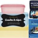 LIBROS COMIDAS DE TAPER21 - Vuelven las fiambreras: consejos y guía gratuita para comer en el cole