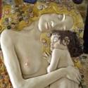 Maternidad klimt  - El origen de las especies: la experiencia real de ser mujer
