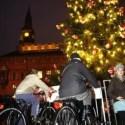 arbol copenhage - Árbol de Navidad que se enciende mediante pedales