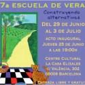 attac escuela de verano2 - CONSTRUYENDO ALTERNATIVAS: Escuela de verano gratuita para adultos por un mundo mejor del 29 de junio al 3 de julio 2009 en Barcelona