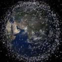 basura espacial - Basura espacial. También ensuciamos el exterior de la Tierra