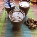 batido1 - Batido de plátano, nueces y algarroba