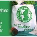 bolsas reutilizables - ¿Quieres una bolsa? No, gracias