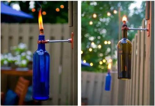 botellas1 - botellas decoración reciclaje