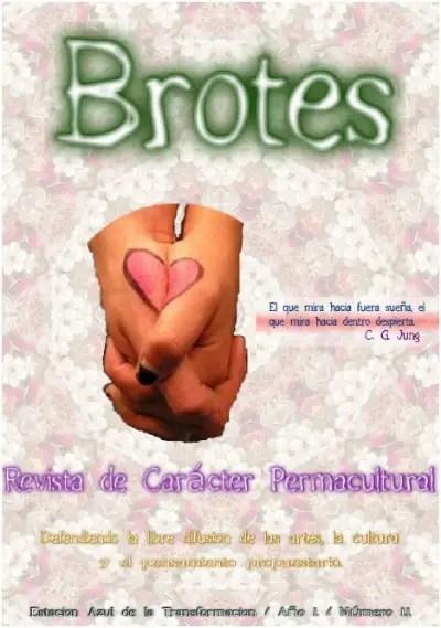 brotes 11 - brotes 11: revista permacultura