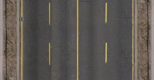 carretera - carretera capta energia solar