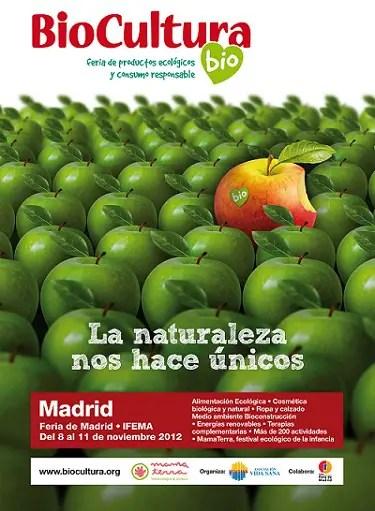 cartel Biocultura Madrid 20121 - cartel Biocultura Madrid 2012