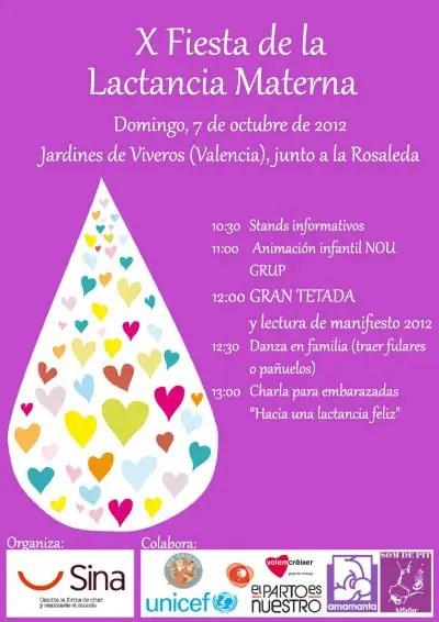 """cartel FL2012 page 0011 - Semana Mundial de la Lactancia Materna 2012: vuelven las """"tetadas colectivas"""""""