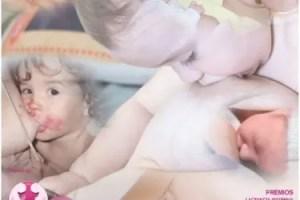 cartel lactancia - I Concurso fotográfico de Lactancia Materna de Alcoy