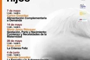 cartel ok 2 BAJA2 - Conociendo a nuestros hijos: ciclo de conferencias en Madrid