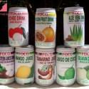 cata zumos - Cata de ocho zumos tropicales FOCO