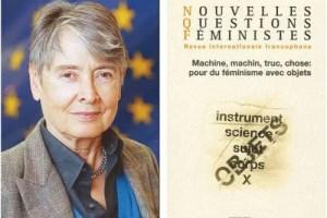 """christine portada - """"Mucha ministra, pero la pobreza aún lleva faldas"""". Entrevista a Christine Delphy"""